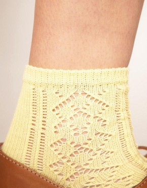 Image 2 ofASOS Pelarine Sock
