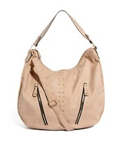 New Look Harry Stud Hobo Bag