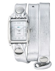 La Mer Metallic Watch