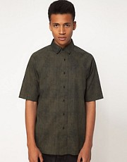 FILM By Samuel Membery for ASOS Printed Shirt