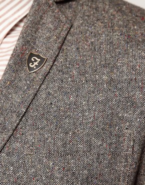 Image 3 ofFarah Vintage Blazer in Tweed