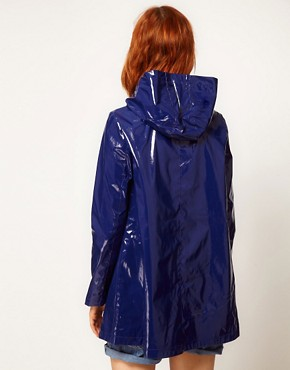 Image 2 ofASOS Swing Parka With Rope Tie