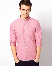 Esprit Oxford Shirt With Long Sleeves