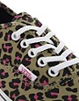 Image 2 ofVans Authentic Lo Pro Leopard Trainers