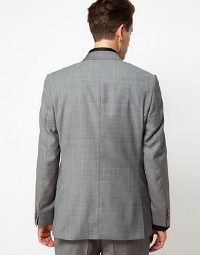 Image 2 ofGibson Suit Jacket Check Slim