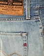 Image 3 ofReplay Jeans Jennon Low Straight Fit Light Sunfaded