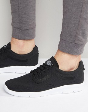 Vans Iso 1.5 Trainers In Black VA2Z5S7LM