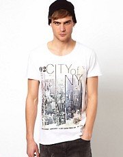 Solid New York T-Shirt