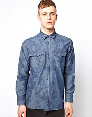 MHI By Maharishi Shirt Chambray