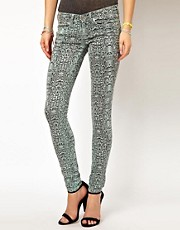 Pepe Jeans Snake Skinny Jeans