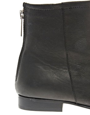 Image 3 ofD.Co Copenhagen Zip Front Ankle Boot