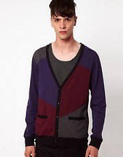 Izzue Cardigan Cut and Sew