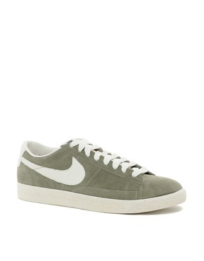Image 1 ofNike Blazer Low Trainers