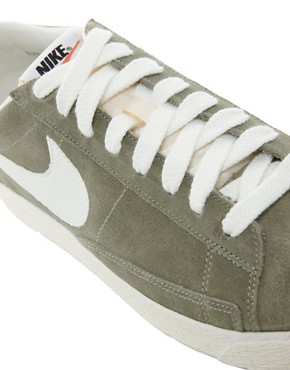 Image 2 ofNike Blazer Low Trainers