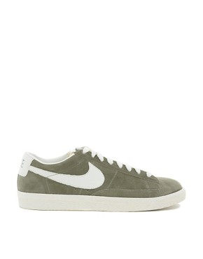 Image 4 ofNike Blazer Low Trainers