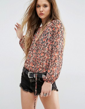 Free People Anna Bodysuit