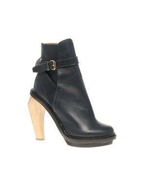 Image 1 ofCacharel Heeled Ankle Boot
