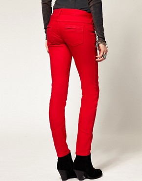 Image 2 ofFree People Coloured Skinny Jean
