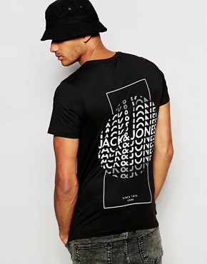 Jack & Jones T-Shirt with Back Print