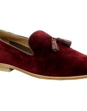 Image 2 ofASOS Loafers With Tassel