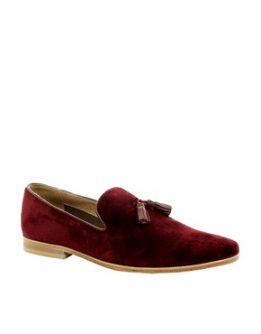 Image 1 ofASOS Loafers With Tassel