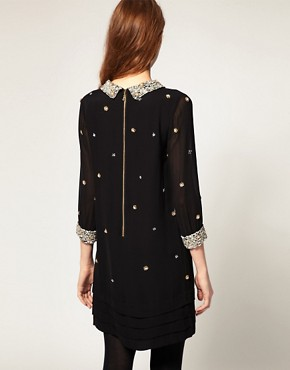 Image 2 ofWhistles Embellished Dress