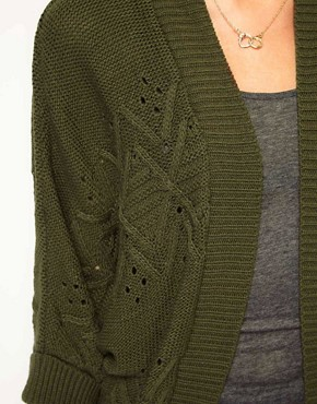Image 3 ofOasis Cable Pod Cardigan