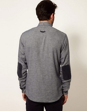 Image 2 ofDrykorn Shirt with Elbow Patches