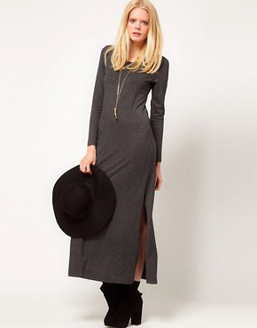 Image 1 ofLnA Belmont Maxi Jersey Dress