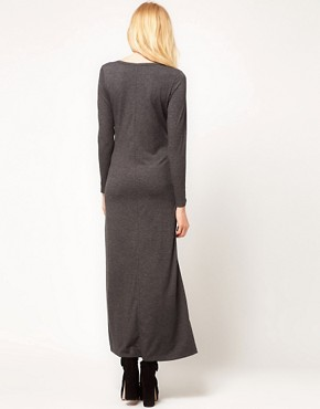 Image 2 ofLnA Belmont Maxi Jersey Dress