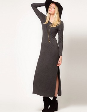 Image 4 ofLnA Belmont Maxi Jersey Dress