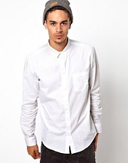 Cheap Monday - Camicia con ampio taschino