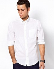 Ben Sherman Oxford Chambray Shirt
