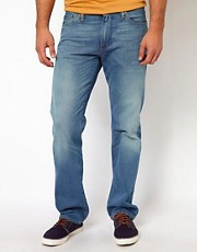 Levis 504 Regular Straight Contrail