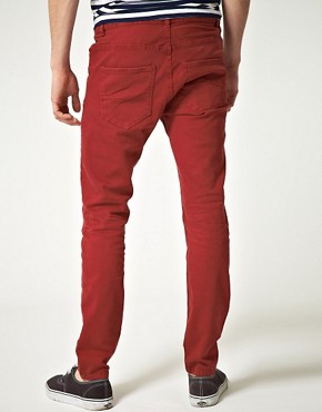 Image 2 ofRiver Island Kerseus Blood Skinny Fit Jeans