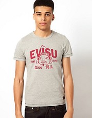 Evisu - Kirishima Ichiban - T-shirt stampata