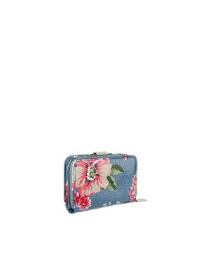 Image 2 ofCath Kidston Folded Zip Wallet