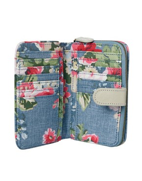 Image 4 ofCath Kidston Folded Zip Wallet