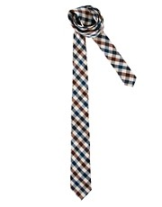 ASOS Gingham Tie