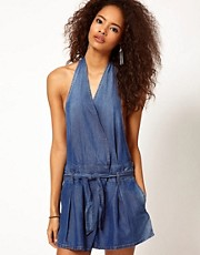 Diesel Denim Playsuit