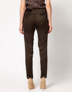 Image 2 ofIRO Peplum Peg Trousers