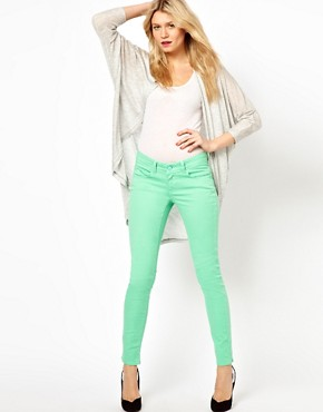 Image 4 of ASOS Longline Cardigan with Dipped Back