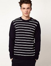 Gabicci Frinton Striped Sweater