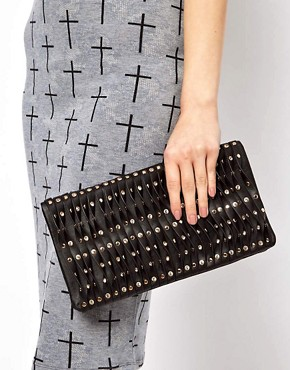 Image 3 ofNew Look Darcy Clutch Bag