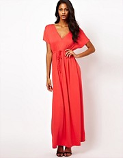 ASOS Maxi Dress In Grecian Style