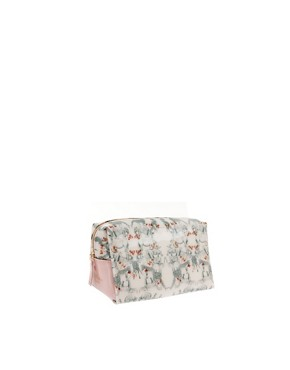 Image 2 ofTed Baker Safari Print Make-up Bag