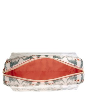 Image 4 ofTed Baker Safari Print Make-up Bag