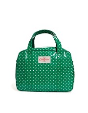 Cath Kidston Small Zip Top Mini Dot Bag