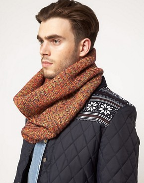Image 2 ofASOS Chunky Rib Snood