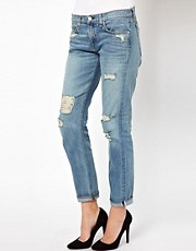 Rag & Bone &ndash; Boyfriend-Jeans